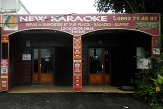 Bar Restaurant New Karaoke St-André