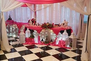 Salle de Mariage et Réception CHEZ CLAIN Ste-Suzanne