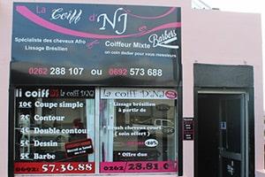 Salon De Coiffure St Benoit 974 D'NJ