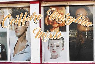 Hairdresser's salon Maryline