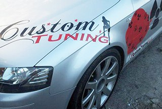 Décoration Automobile Custum Tuning St-André