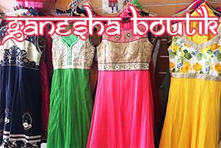 Vêtements indiens Ganesha Boutik St Gilles les Hauts