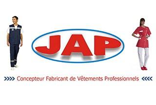 Vêtements professionnels JAP St-André
