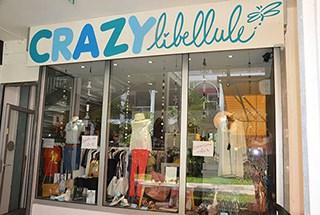 Vêtements pour Femme Crasy Libellule St-Gilles les Bains