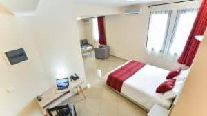 Lova Hôtel Antananarivo Madagascar Chambre Confort
