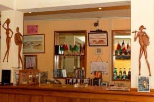 Bar Palm Hotel Antananarivo Madagascar