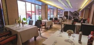 Hotel Antananarivo Le Grand Mellis Spa Restaurant Madagascar