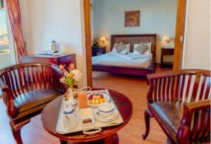 Hotel Colbert Antananarivo Spa Restaurant Casino Madagascar