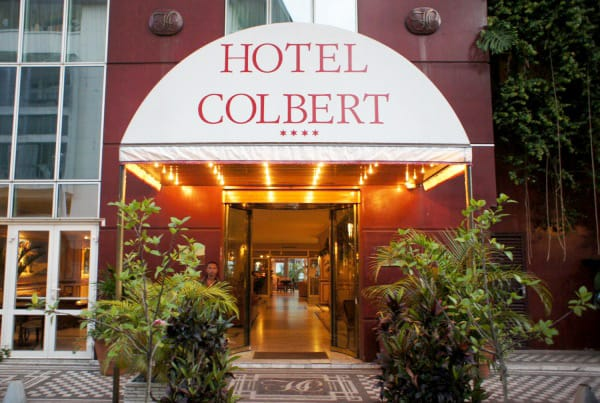 Hotel Colbert Antananarivo Spa Casino Restaurants