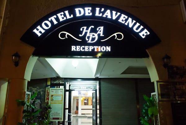 Hotel Casino de l'Avenue Antananarivo Madagascar