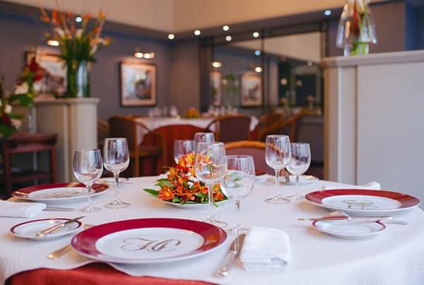 The Restaurants of the Hotel Colbert Antananarivo