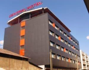 Central Hôtel Tsaralalana Antananarivo Madagascar