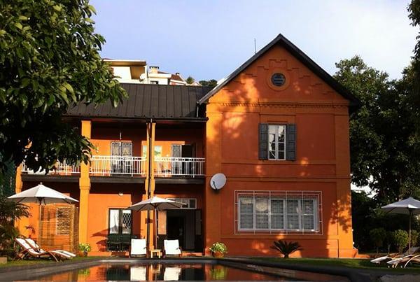 Chambre Maison D'Hotes Mandrosoa Antananarivo Madagascar