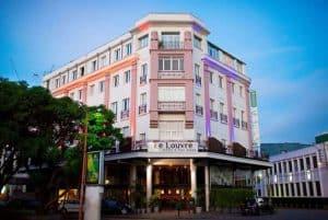 Le Louvre Hotel Restaurant Spa Antananarivo