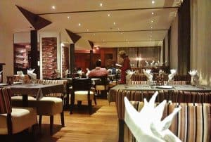 Restaurant Le Vertigo Central Hotel Antananarivo Madagascar