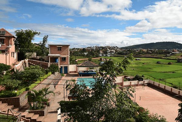 Bed and Breakfast BG TOURS Antananarivo Madagascar