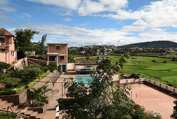 Chambre D'Hôtes BG TOURS Antananarivo Madagascar