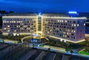 Hôtel Antananarivo Novotel Convention & Spa Madagascar