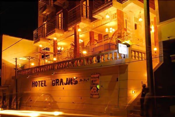 Hôtel Brajas Antananarivo Madagascar