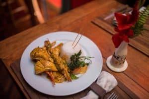 Restaurant Antananarivo La Table D'Épicure Madagascar