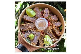 Petits Plats De Maman Restaurant Spécialité Chinoise Sur Livraison Tananarive Mada Thon Rouge