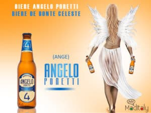 Bière italienne Angelo Madagascar MADITALY