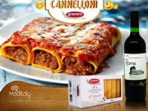 Cannelloni d'Italie Maditaly