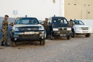 ADESS SA Madagascar Sécurité privée Gendarmerie Police