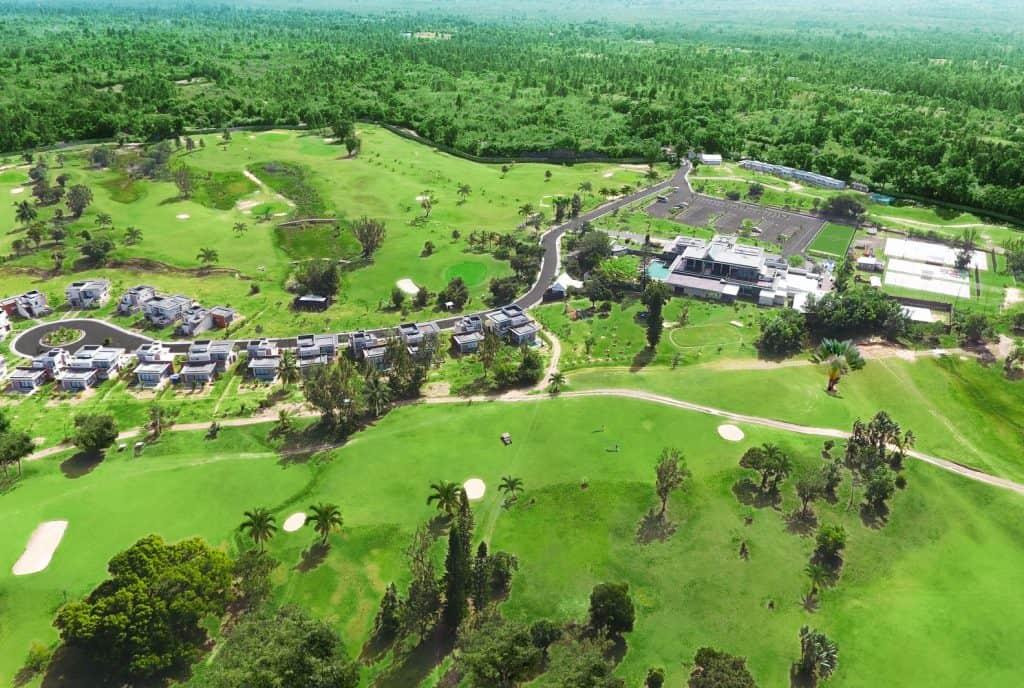 Golf Club Parcours Académie Foulpointe Madagascar