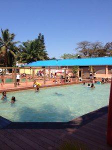 Le Bateau Ivre Restaurant Piscine Tamatave Madagascar