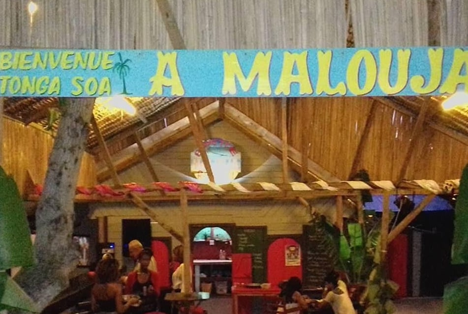 Le Malouja Restaurant Bar Animation Tamatave Madagascar