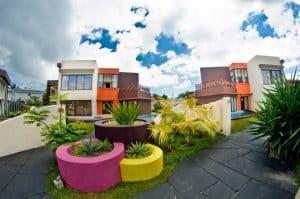 Palm Resort Hôtel Villas Restaurant Chambres Tamatave Madagascar