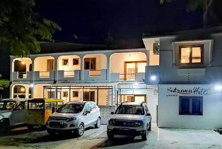Satrana Hôtel Chambre Suite Tamatave Madagascar