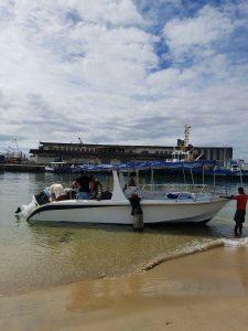 Bateau Cap Sainte-Marie Tamatave