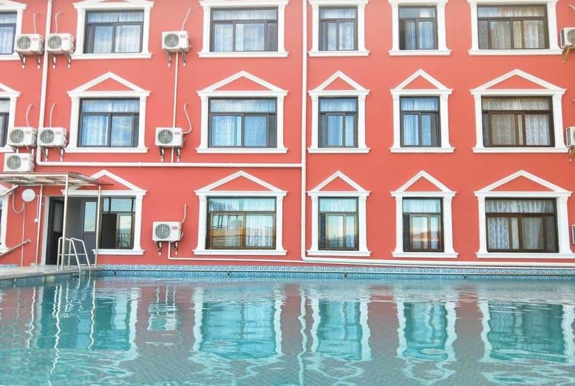 Asiaafrica Hôtel 4 étoiles Antananarivo Madagascar