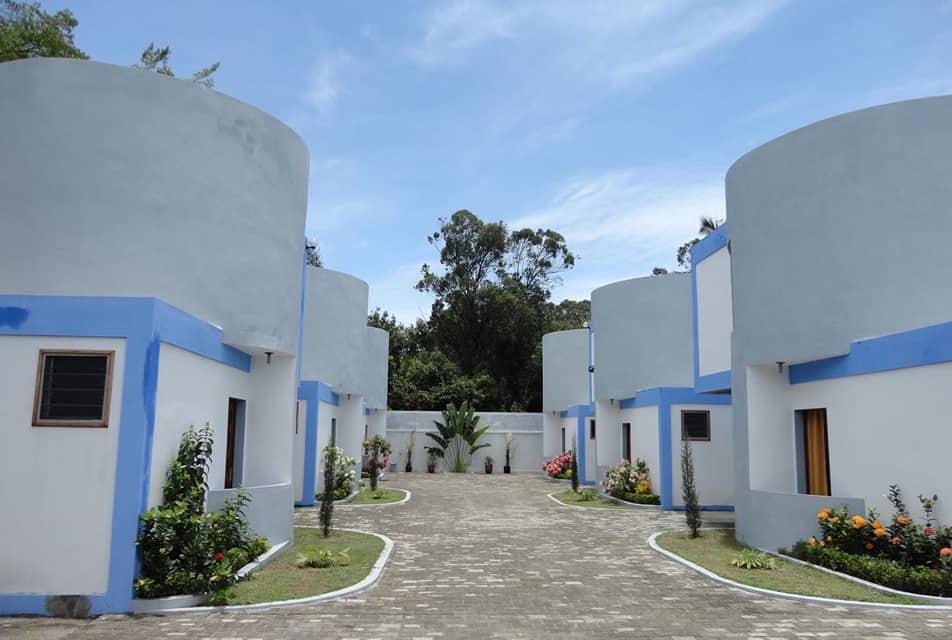 Fleuri Hôtel Tamatave Madagascar