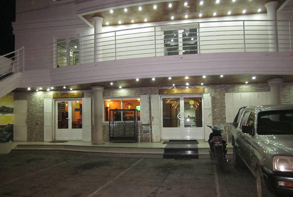 Hôtel Melville Restaurant Tamatave Madagascar