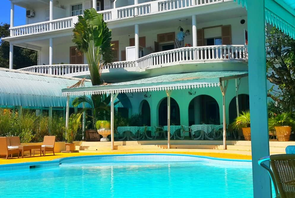 Hôtel Neptune Chambres Spa Restaurant Casino Tamatave Madagascar