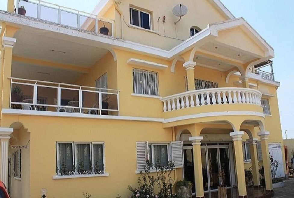 K.méléon Hôtel Ivato Tana Madagascar