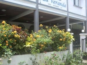 La Veranda Restaurant Hôtel Tamatave Madagascar