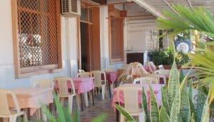 Les Flamboyants Hôtel Restaurant Tamatave Madagascar