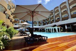 Marina Beach Hôtel Bar Restaurant Fitness Piscine Tamatave Madagascar