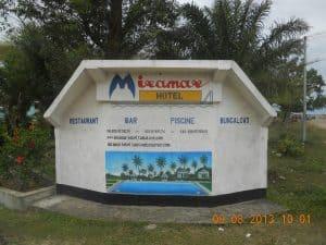 Miramar Hôtel Bungalow Piscine Tamatave Mada 7