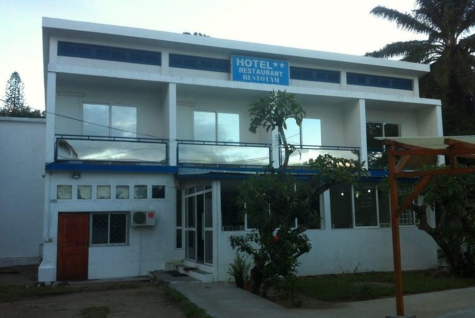 Hôtel Restaurant Restotam Toamasina
