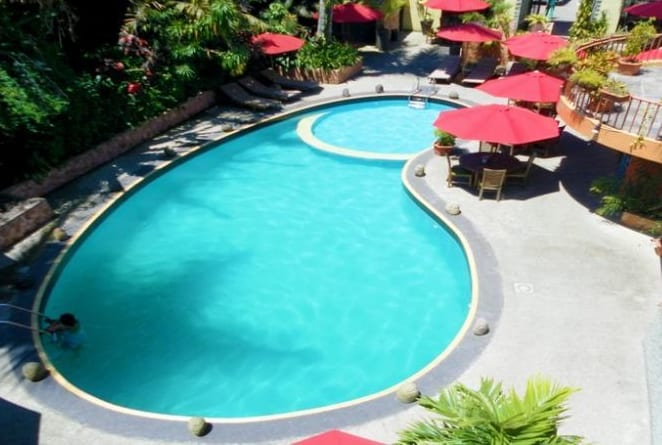 4 star hotel Sharon restaurant pool Tamatave