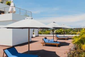 The Streamliner Hôtel Restaurant Appartement Tamatave Madagascar