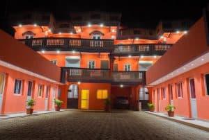 Villa Manantsoa Hôtel Appartement Chambres Tamatave Madagascar