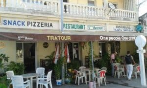 5 ème Avenue Restaurant Cuisine Européenne Malgache Majunga Madagascar 4