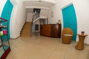 Blue Hôtel Chambres Tamatave Mada