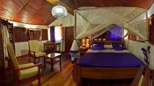 Edena Kely Bungalows Piscine Spa Restaurant Majunga Mada